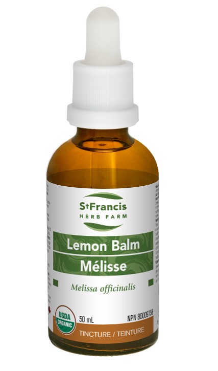 ST. FRANCIS LEMON BALM 50ML