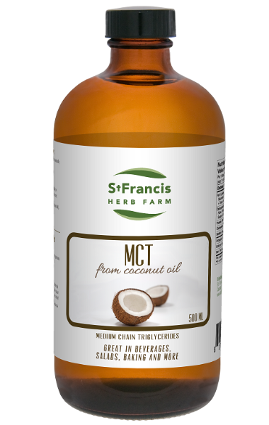 ST. FRANCIS MCT OIL 500ML