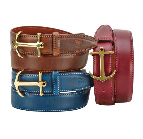 Ladies Fishhook Buckle Belt