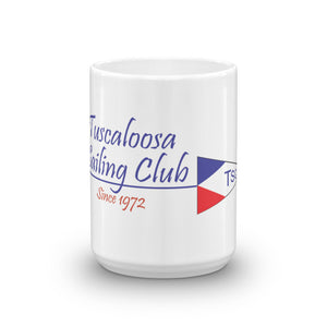 Tuscaloosa Sailing Coffee Mug