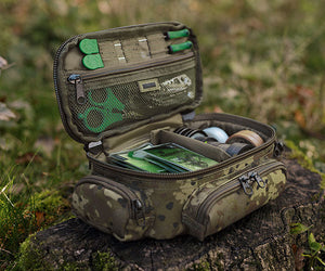 Thinking Anglers Compact Tackle Pouch Camfleck