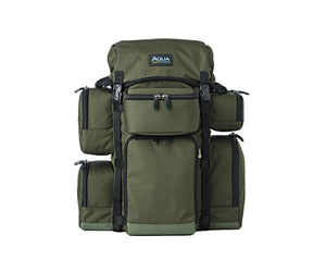 Aqua Products Black Series Small Rucksack
