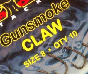 Atomic Tackle Gunsmoke Claw Hooks