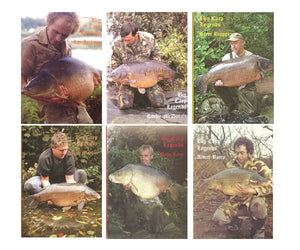 Big Carp Legends Books