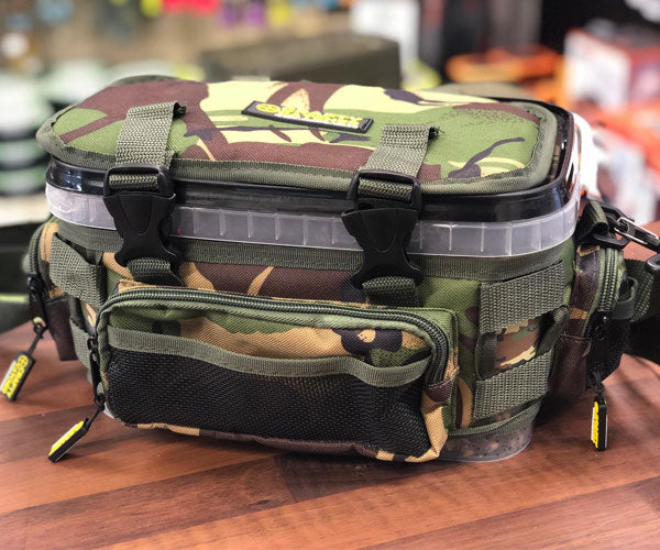 Crafty Catcher Stalking Bag