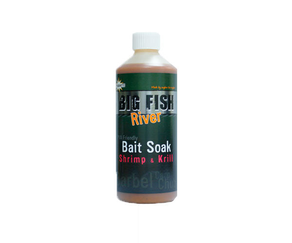 Dynamite Big Fish River Bait Soak 500ml