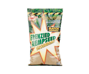 Dynamite Frenzied Hemp Groundbaits 900g