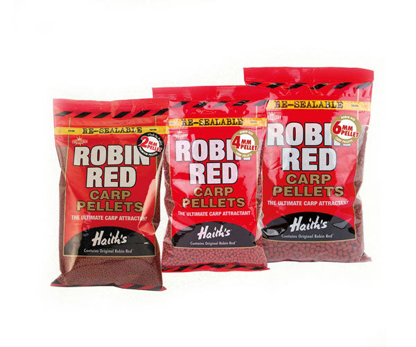 Dynamite Robin Red Pellets 900g