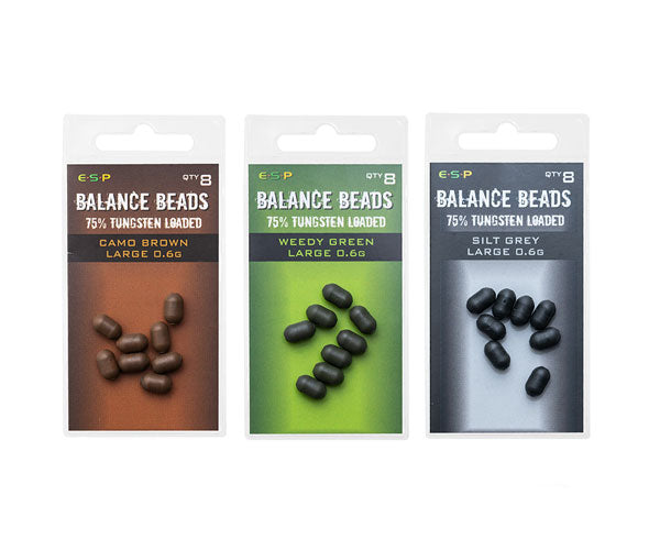 ESP Tungsten Loaded Balance Beads 0.6g