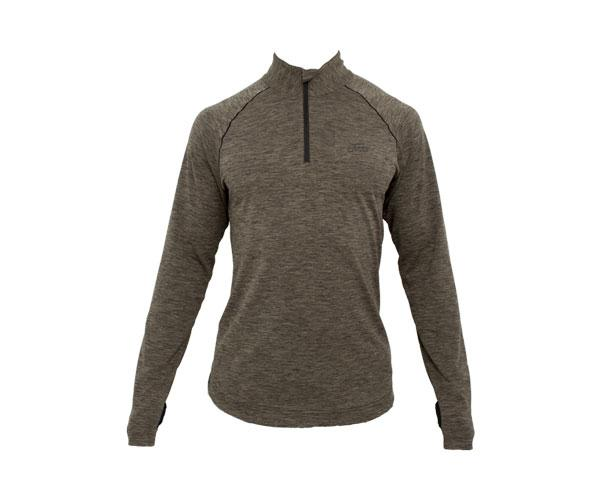 Fortis Elements Base Layer Half Zip Top