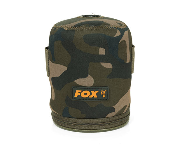 Fox Camo Neoprene Gas Canistor Cover
