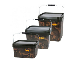 Fox Camolite Square Bucket
