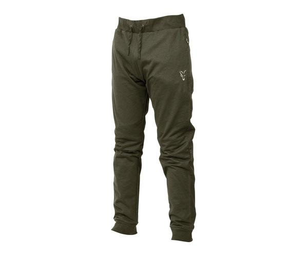 Fox Collection Green/Silver Lightweight Joggers