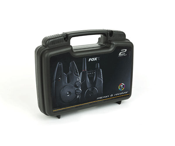 Fox Micron MX Bite Alarm Set