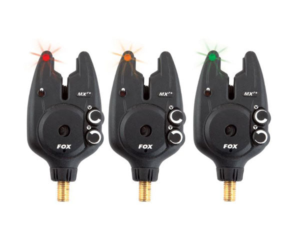 Fox Micron MXr+ Bite Alarm Sets