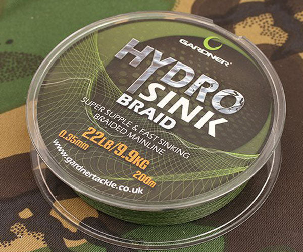 Gardner Hydro Sink Braid