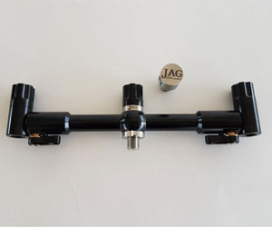 JAG 2 Plus 1 Buzzer Bars Black