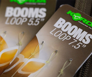 Korda Ready Tied Boom Loop