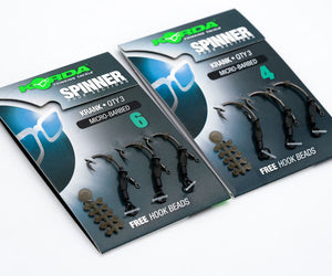 Korda Spinner Hook Sections