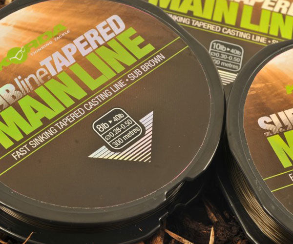 Korda Subline Tapered Mainline