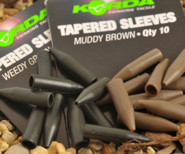 Korda Tapered Silicone Sleeves