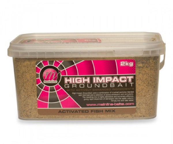 Mainline Hi-Impact Groundbait
