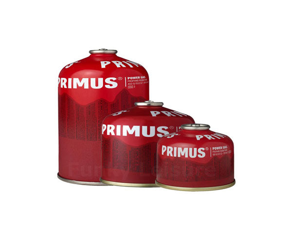 Primus Power Gas Cartridges