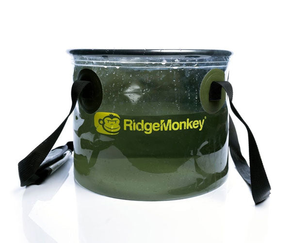 Ridge Monkey Perspective Collapsible Bucket