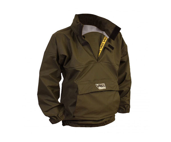 Team Vass 175 Khaki Edition Unlined Waterproof Smock
