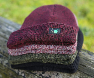 Thinking Anglers Coloured Beanie