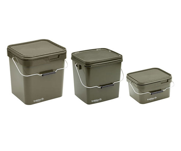 Trakker Square Containers