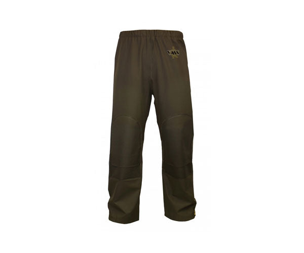 Team Vass 175 Khaki Unlined Waterproof Trousers