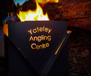 Yateley Angling Portable BBQ