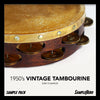 1950's Vintage Tambourine Sample Pack