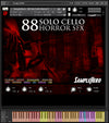 Solo Violin & Cello Horror SFX Bundle