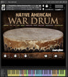 Native American War Drum
