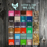 Heifer Trio Glitter Tumbler - Did You Die?