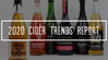 2020 Cider Trends: What's Hot in the World of Cider?
