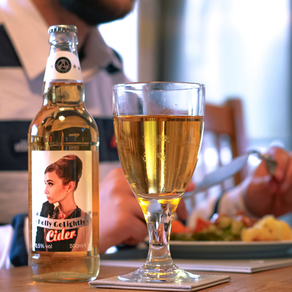 Holly GoLightly No Alcohol Apple Cider