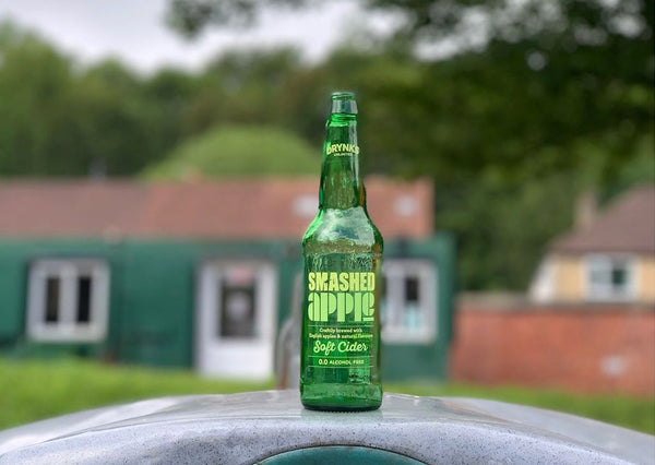 Drynks Unlimited Smashed Apple Cider Alcohol Free