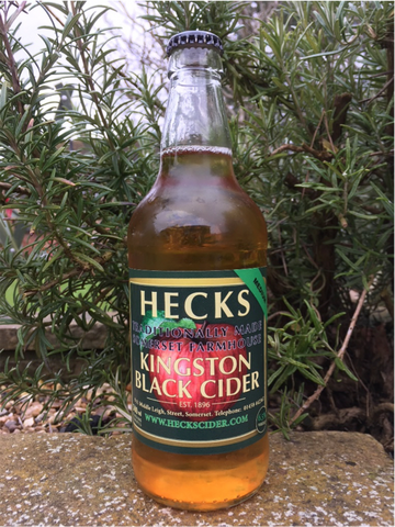 Hecks Kingston Black Cider