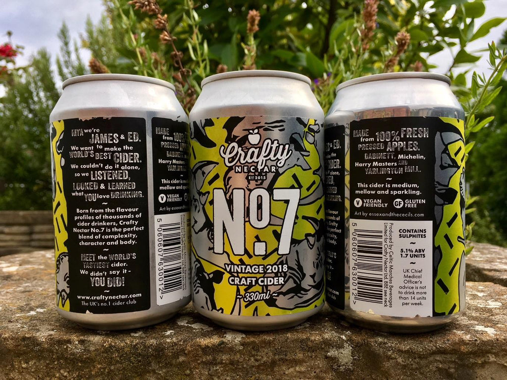 Crafty-Nectar-No-7-craft-cider-review