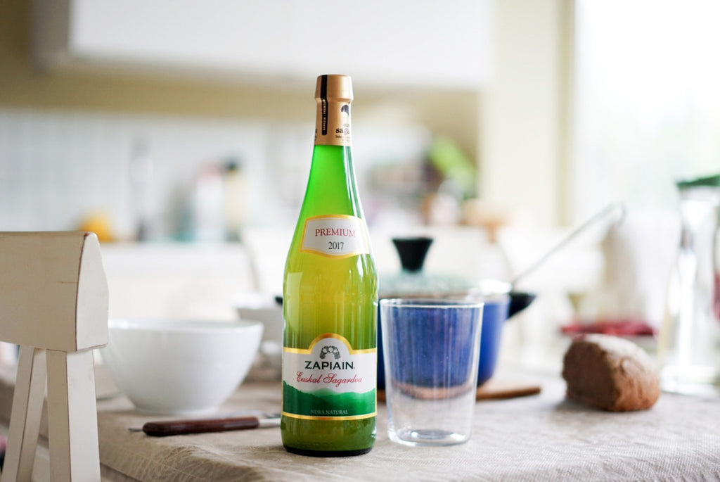 The Ultimate Guide to Basque Cider – Crafty Nectar