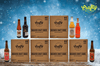 Craft Cider Discovery Box 6 Premium Bottles - 6 Month Subscription - Crafty Nectar