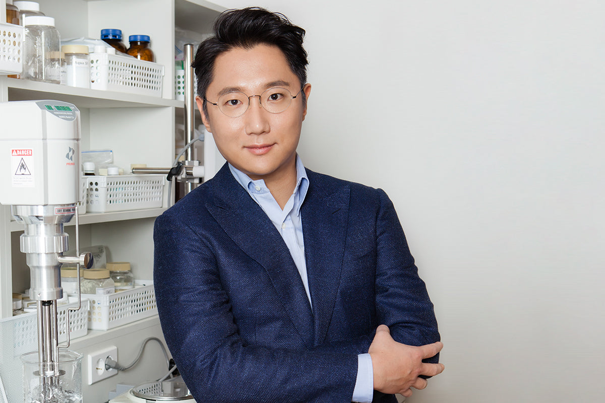 Interview with Brian Oh, Founder and CEO of VENN Skincare