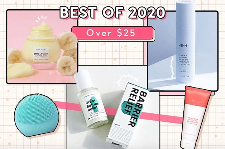 Top 2020 Skincare Products Over $25 That Are Worth It