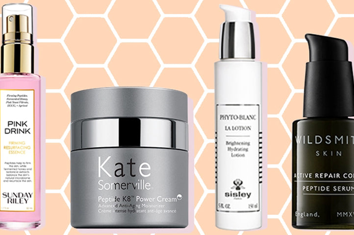 The Best Peptide Serums and Creams for Every Skin Type and Concern