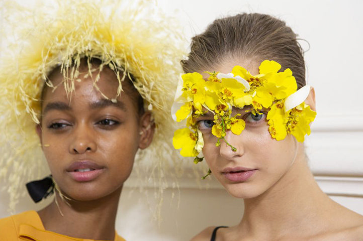 Everything You Need To Know About SS20'S Joyful Beauty Trend