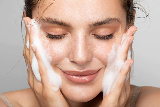 The only 8 products you need for the big skin spring-clean