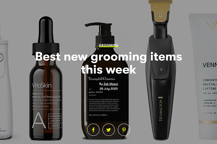Best New Grooming Items This Week